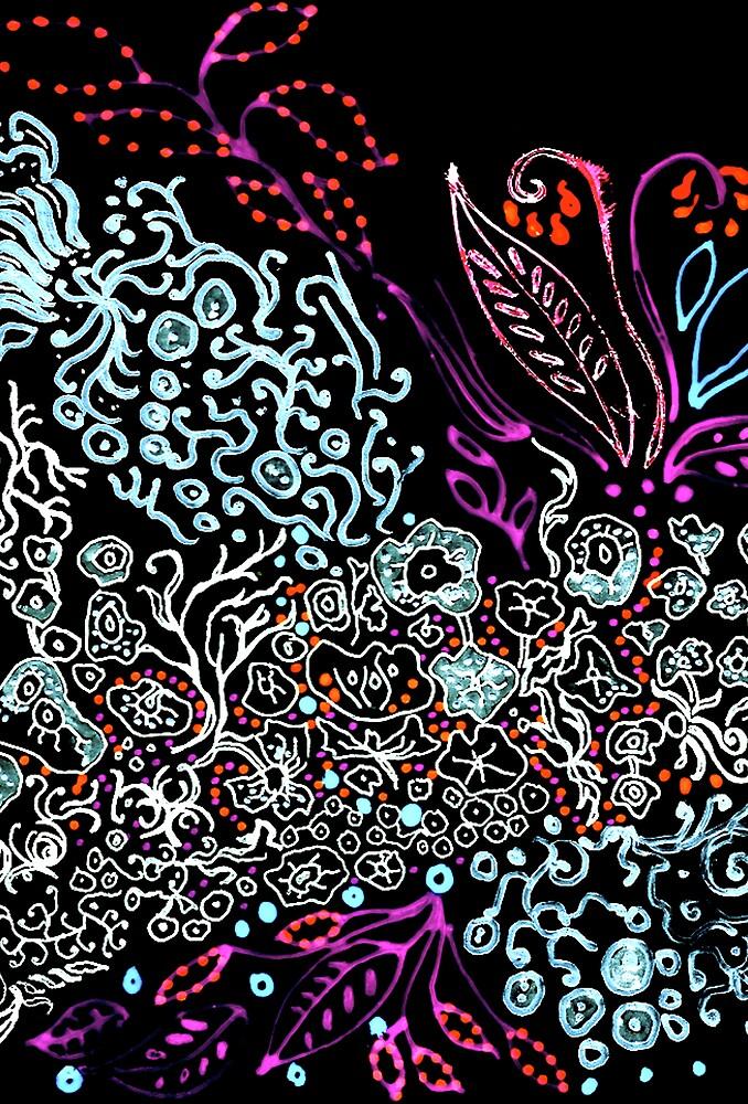 Reef Garden Series II 1.1 by Koon