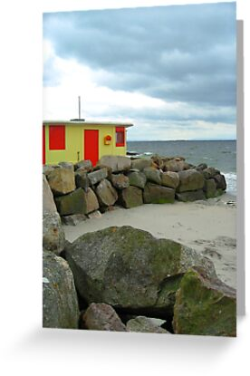 Beach Shop no.2 by Orla Cahill Photography