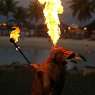 Fireeater in Malaysia by JLaverty