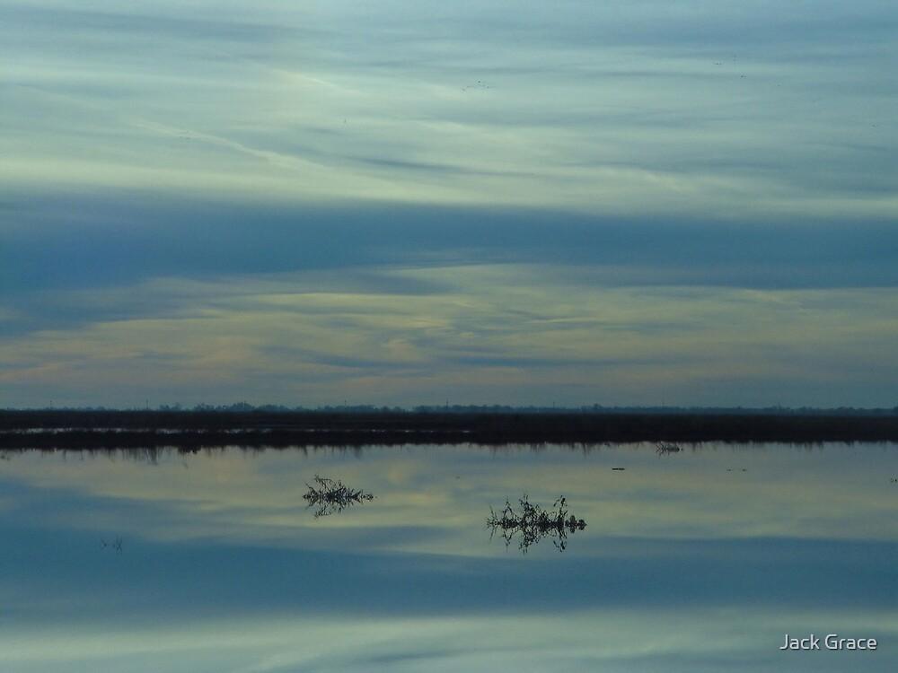 Sunrise in Colusa by Jack Grace