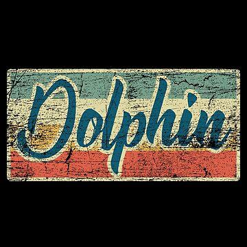 dolphin by GeschenkIdee