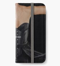 pink beauty list song iPhone Wallet/Case/Skin
