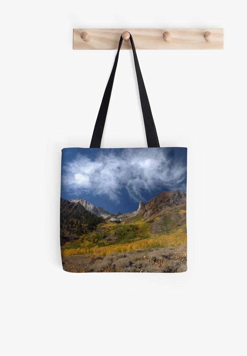 Mount Baldwin and McGee Creek Fall Colors by Rebecca SowardsEmmerd
