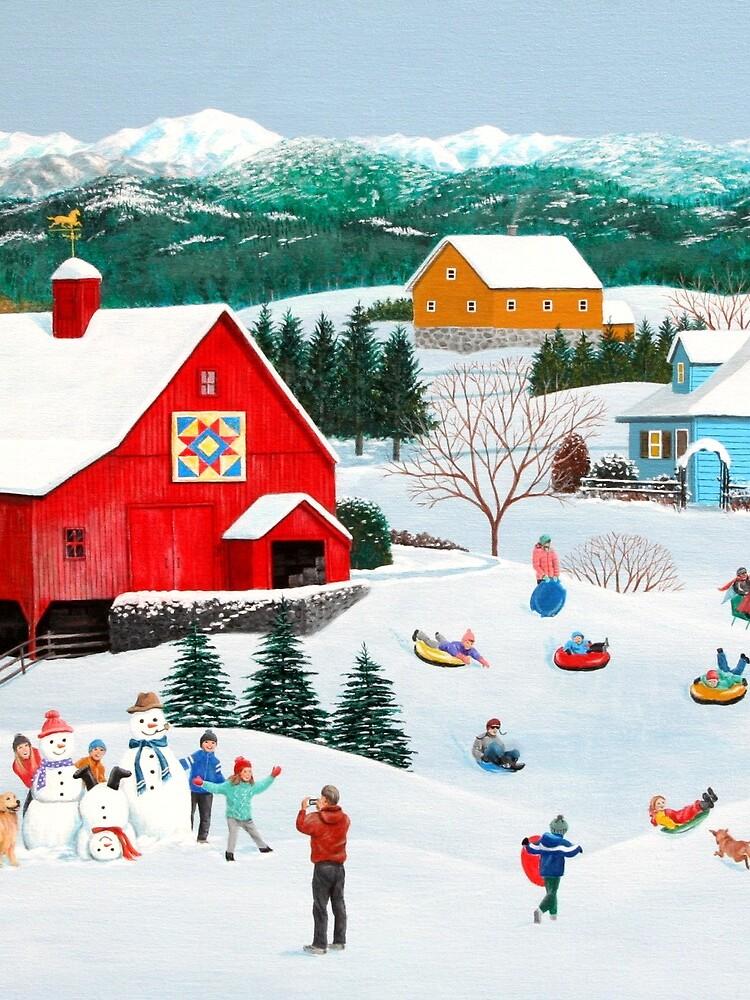 Winter Memories by kirbeekatz