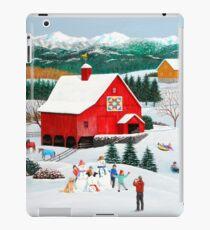 Winter Memories iPad Case/Skin