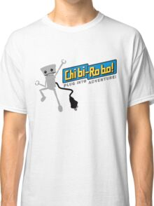 Chibi-Robo : Plug into Adventure  Classic T-Shirt