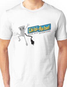 Chibi-Robo : Plug into Adventure  Unisex T-Shirt