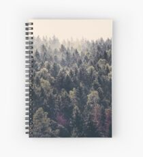 Come Home Spiral Notebook