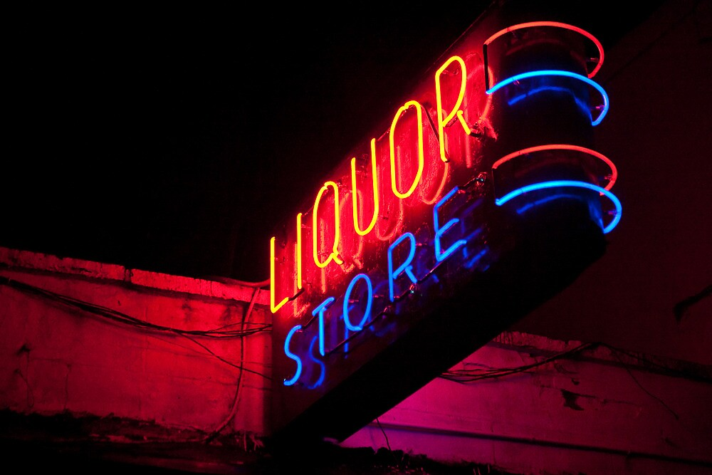 Neon Nights by Dave Bledsoe