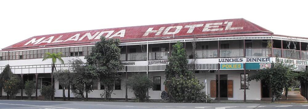 Malanda Hotel by Forto