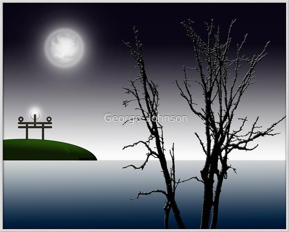 Night  by George-Johnson