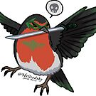 Assassin robin by hellredsky
