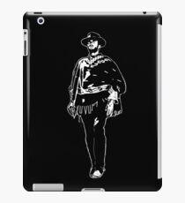 PORTRAIT EINES SUPERSTAR HOLLYWOOD-SCHAUSPIELERS iPad-Hülle & Klebefolie