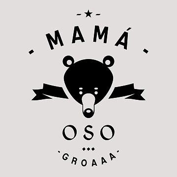 Mama Oso by lepetitcalamar