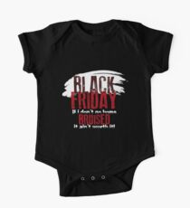 Black Friday - Not Bruised - Ain t Worth It - Shopping Shirt One Piece fdbbc3c2564ff