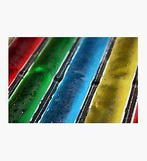 Frozen Treats Photographic Print