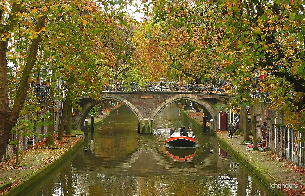 Going to Utrecht in November by jchanders