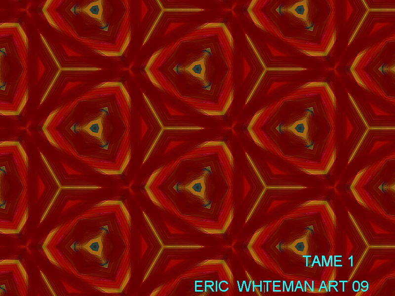 ( TAME 1 )  ERIC WHITEMAN  by ericwhiteman