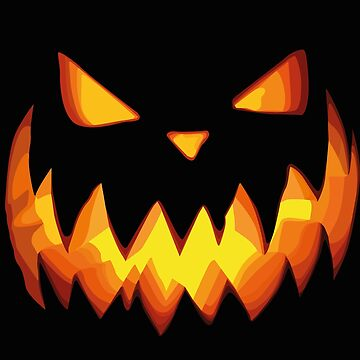 Scary pumpkin by EmmeBi-graphic
