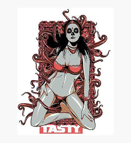 TASTY™ Sugar Skull 2 Photographic Print