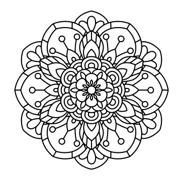 Mandala by EK-Design24