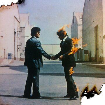 Wish you were here Pink Floyd Album by IainW98