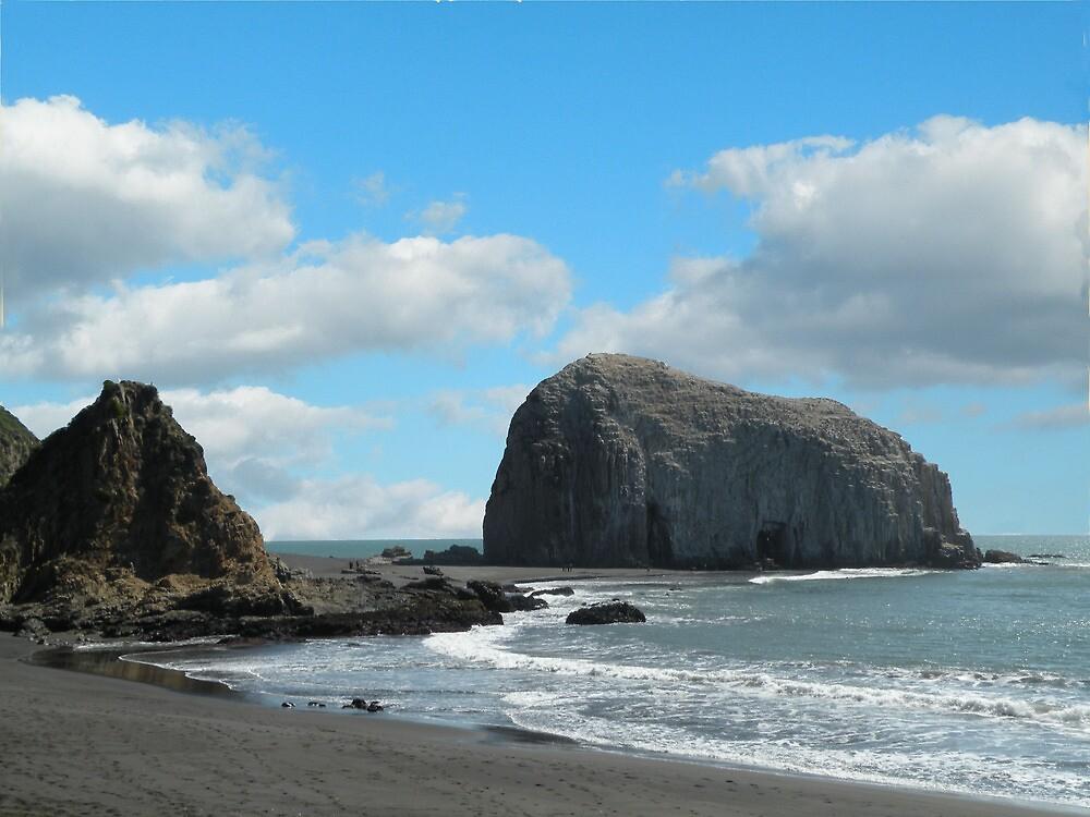 Playa de Constitución. Región del Maule-Chile by cieloverde