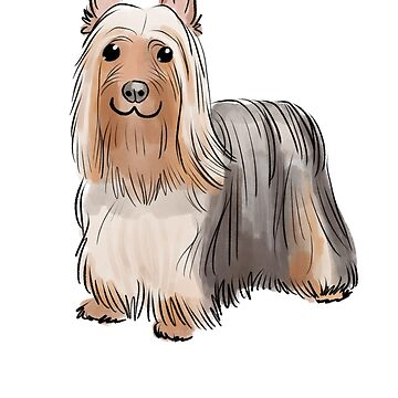 Cute terrier Illustration by Extreme-Fantasy