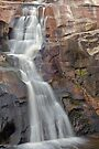 Woolshed Falls Full Frontal by mspfoto