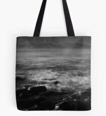 Smokey Water Tote Bag