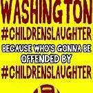 Funny Football: #CHILDRENSLAUGHTER by tommytidalwave