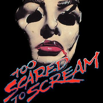 Too Scared To Scream - Horror Movie 1985 by tomastich85