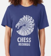 Chess Records Slim Fit T-Shirt
