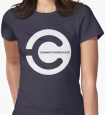Connect Church Women's Fitted T-Shirt