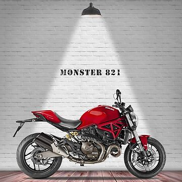 Monster 821 Made In Italy by rogue-design