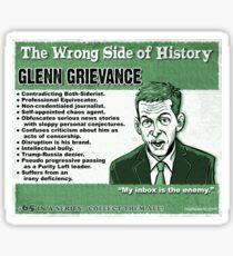 Glenn Grievance Sticker