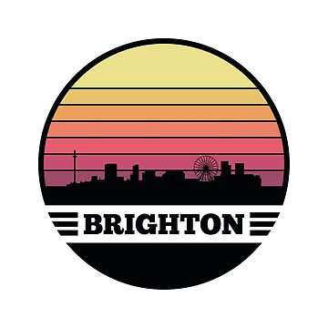 Brighton Skyline (England) by SvenHorn