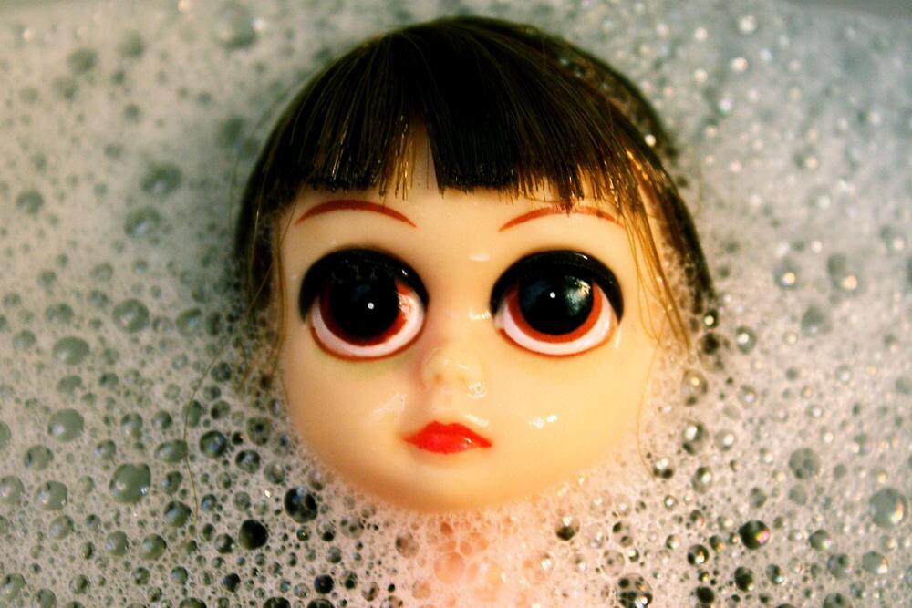 Susie Sud Eyes by Jodi Coyle