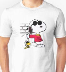 Joe Cool Snoopy Unisex T-Shirt