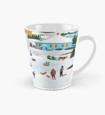 Souvenirs d'hiver Mug long