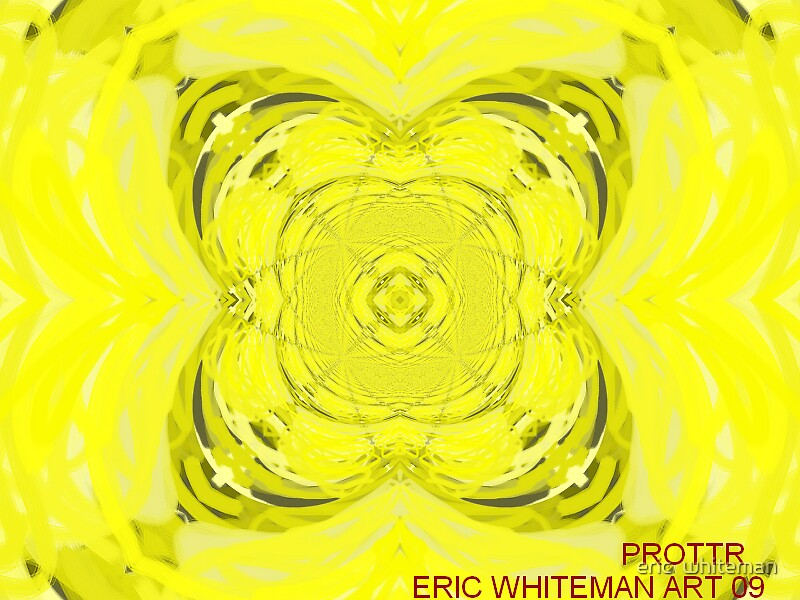( PROTTR )  ERIC WHITEMAN ART   by eric  whiteman