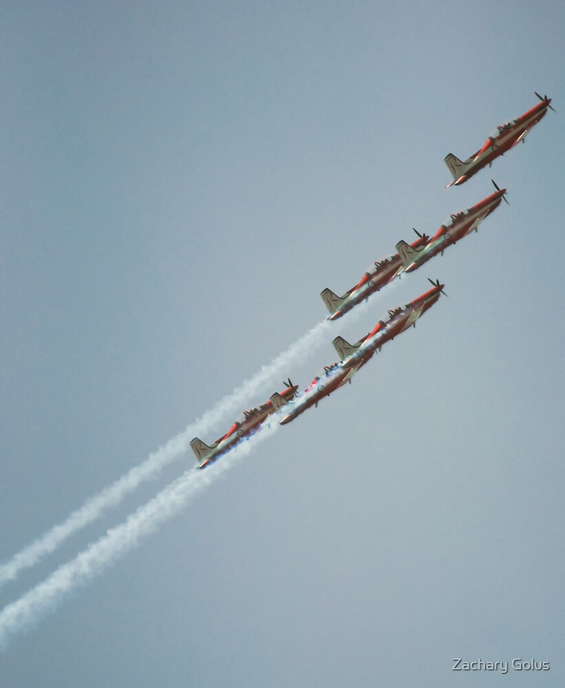 Up Go the Roulettes by Zachary Golus