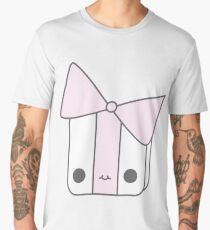 Smiling Gift Light Pink Men's Premium T-Shirt