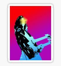 70's Rock Sticker