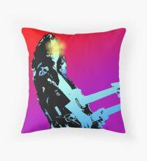 70's Rock Throw Pillow