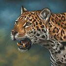 Jaguar by Richard Macwee