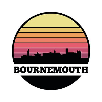 Bournemouth Skyline (England) by SvenHorn