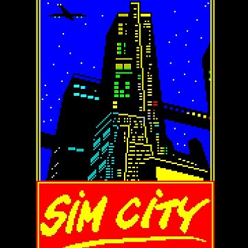 Gaming [ZX Spectrum] - Sim City by ccorkin