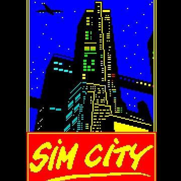 Gaming [ZX Spectrum] - Sim City by ccorkin