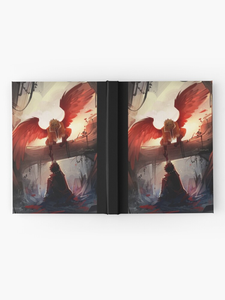 Alternate view of Don't Let Me Down Hardcover Journal